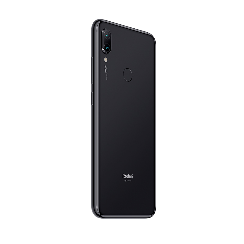 Redmi Note 7 4/64GB  black 3